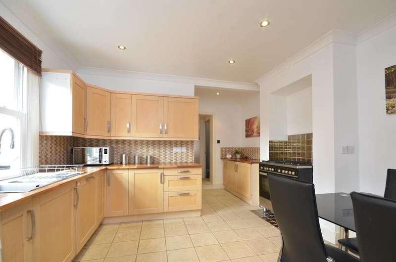3 Bedrooms Maisonette Flat for rent in Recreation Road, Guildford, GU1