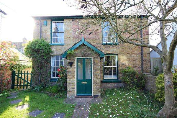 2 Bedrooms Detached House for sale in Corkscrew Cottage, Bottles Lane, Rodmersham, nr Sittingbourne