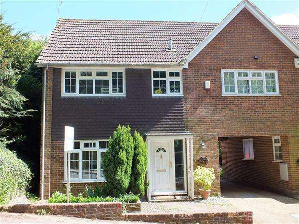 4 Bedrooms Semi Detached House for sale in The Coach House, Chequers Hill, Doddington
