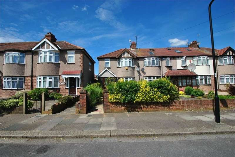 3 Bedrooms End Of Terrace House for sale in Greenway Gardens, Greenford UB6