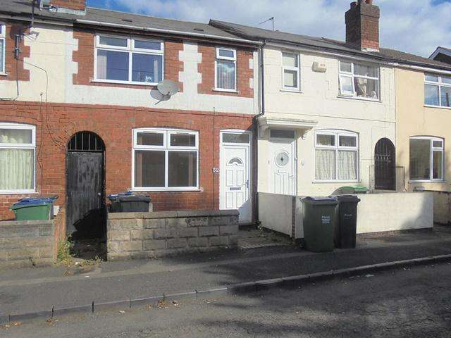 3 Bedrooms Terraced House for sale in Baresford Road, Oldbury b69