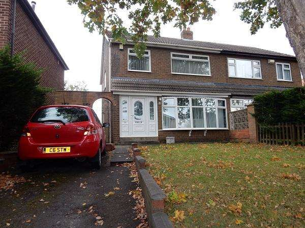 3 Bedrooms Semi Detached House for sale in South Road, Norton, Stockton on Tees TS20
