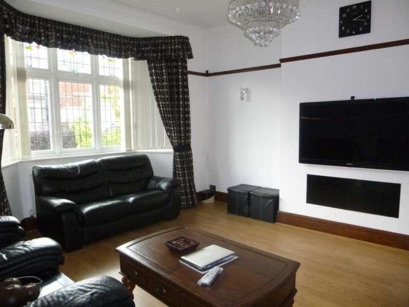 5 Bedrooms Semi Detached House for rent in Osborne Road, Jesmond, Newcastle Upon Tyne NE2