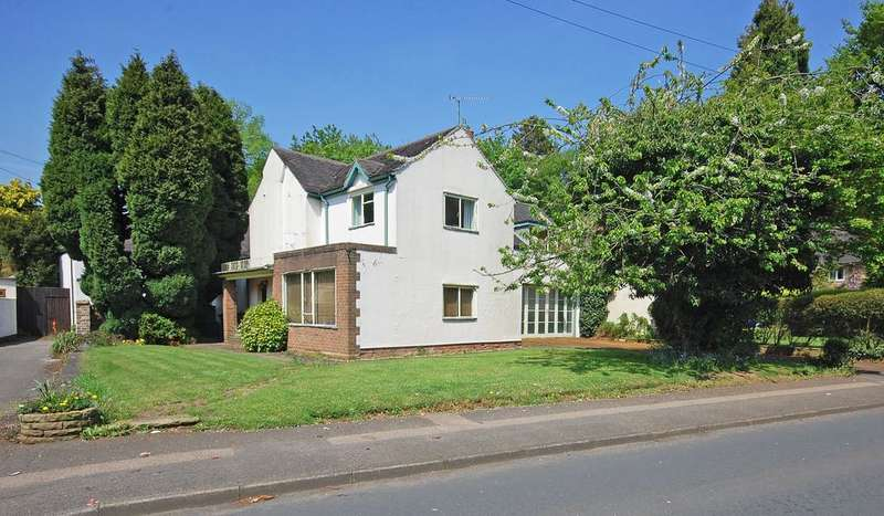 3 Bedrooms Detached House for sale in Wood Road, Tettenhall, WOLVERHAMPTON WV6
