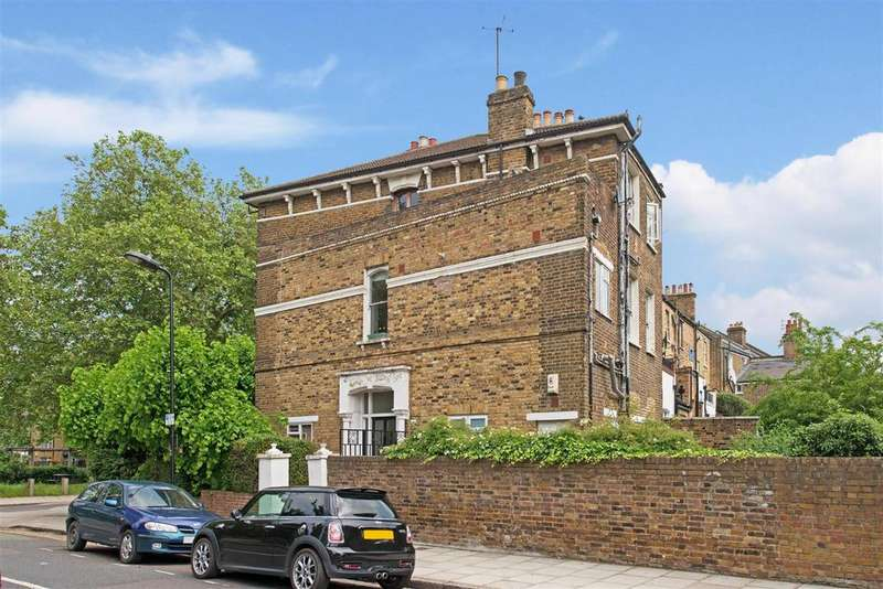2 Bedrooms Flat for sale in Stoke Newington Common, London