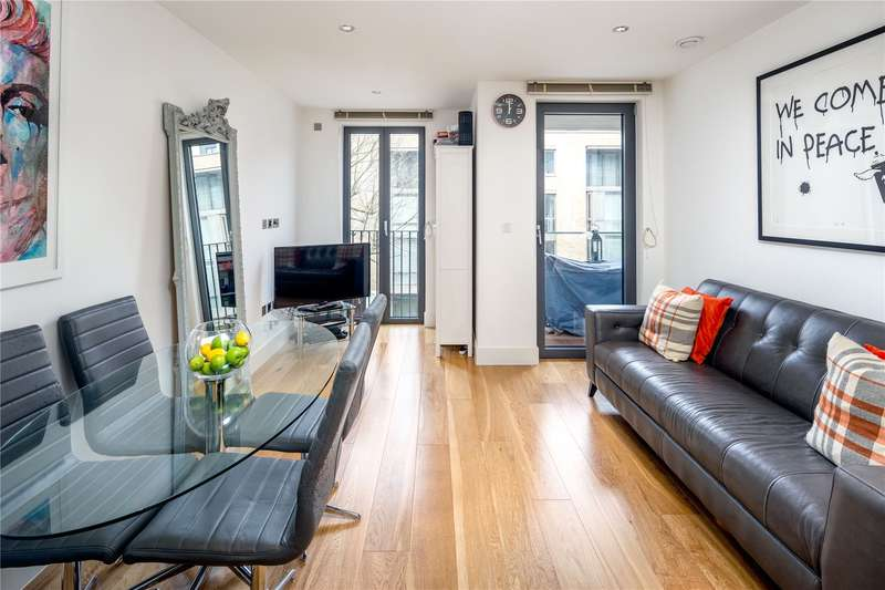 1 Bedroom Flat for sale in Bonchurch Road, London, W10