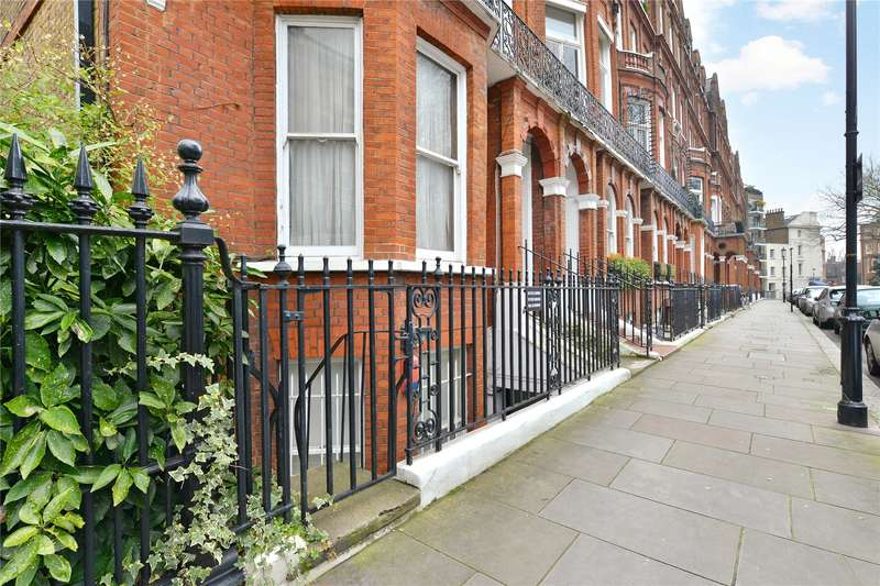 2 Bedrooms Flat for sale in Gledhow Gardens, London, SW5