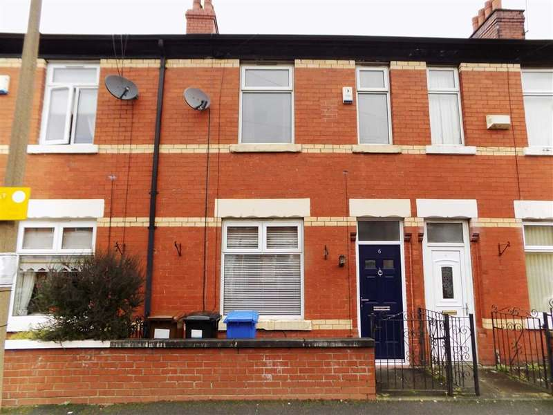 3 Bedrooms Property for sale in Sandbach Road, Stockport