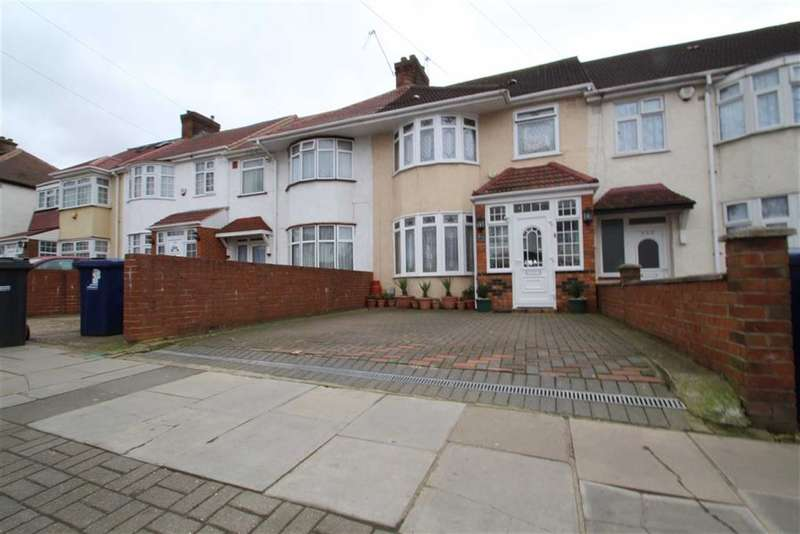 4 Bedrooms Property for sale in Somerset Road, Southall, Middlesex