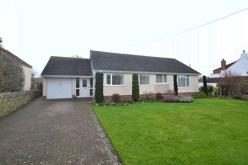 4 Bedrooms Detached House for sale in Semi rural location in the village of Kenn
