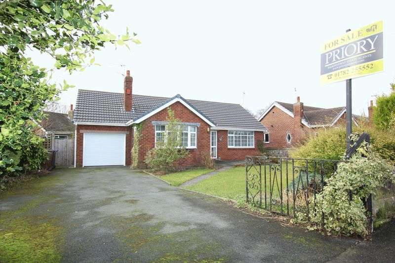 2 Bedrooms Detached Bungalow for sale in Mill Hayes Road, Biddulph
