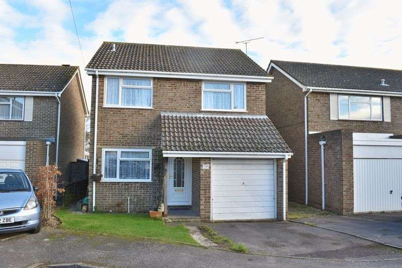 4 Bedrooms Detached House for sale in Ashlett Close, Southampton