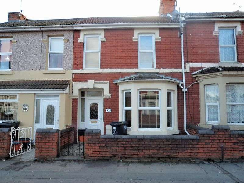 3 Bedrooms Terraced House for sale in Ferndale Road