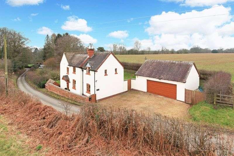 3 Bedrooms Property for sale in Lavender Cottage, Hinnington Road, Shifnal