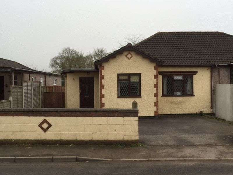 3 Bedrooms Semi Detached Bungalow for sale in Bishops Road, Cleeve