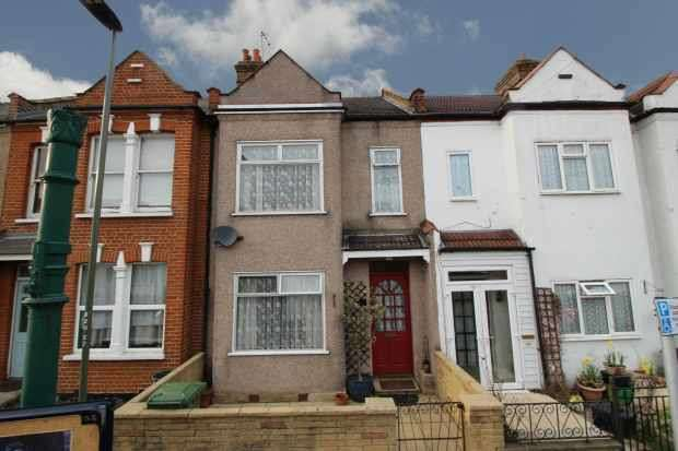 2 Bedrooms Terraced House for sale in Blandford Road, Beckenham, Greater London, BR3 4NN