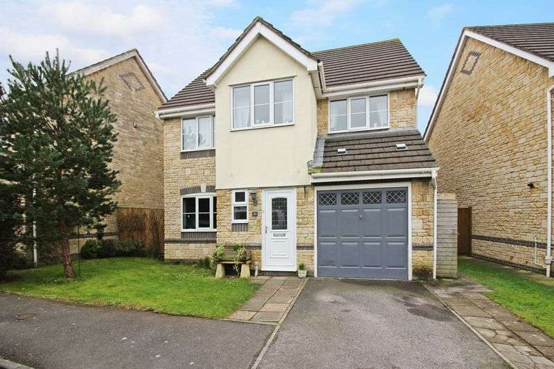 4 Bedrooms Detached House for sale in Hawthorn Crescent, Yatton