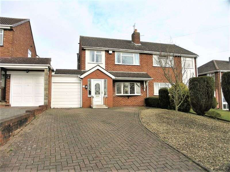Property for sale in Longfellow Road, Straits, Lower Gornal