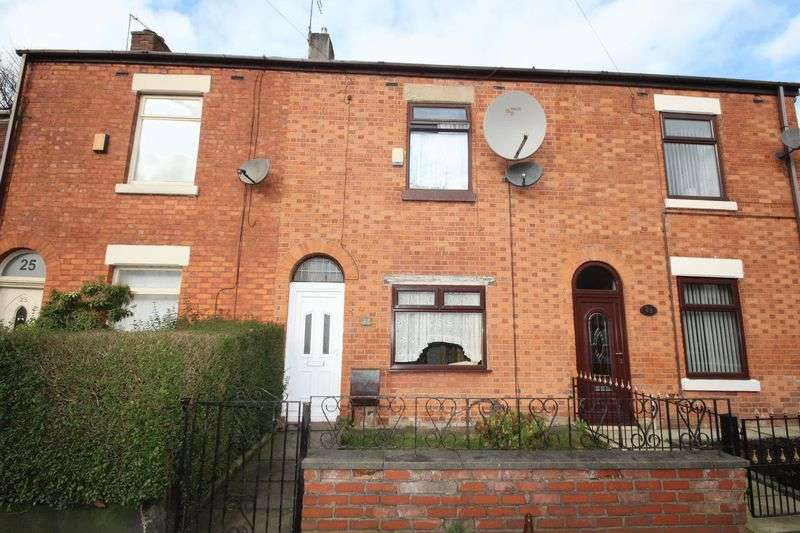 2 Bedrooms Terraced House for sale in Crab Lane, Middleton M9 8NB
