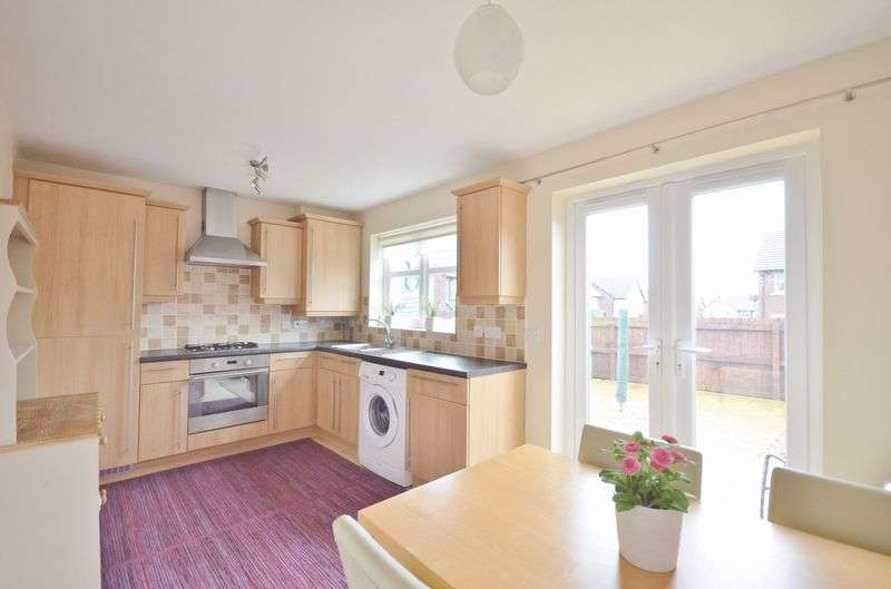 3 Bedrooms Semi Detached House for sale in Lingla Gardens, Frizington