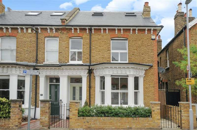 5 Bedrooms Property for sale in Shortlands Road, Kingston Upon Thames
