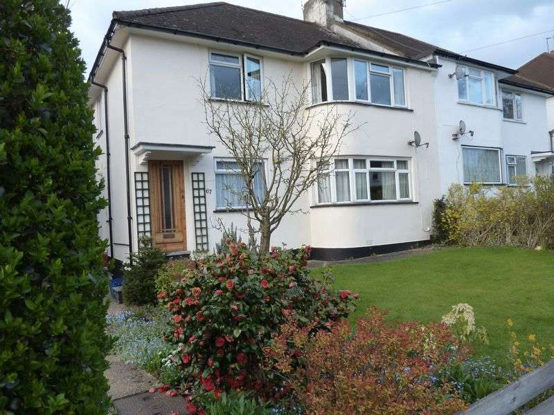 2 Bedrooms Maisonette Flat for sale in 2 DOUBLE BEDROOM MAISONETTE, MILL HILL NW7