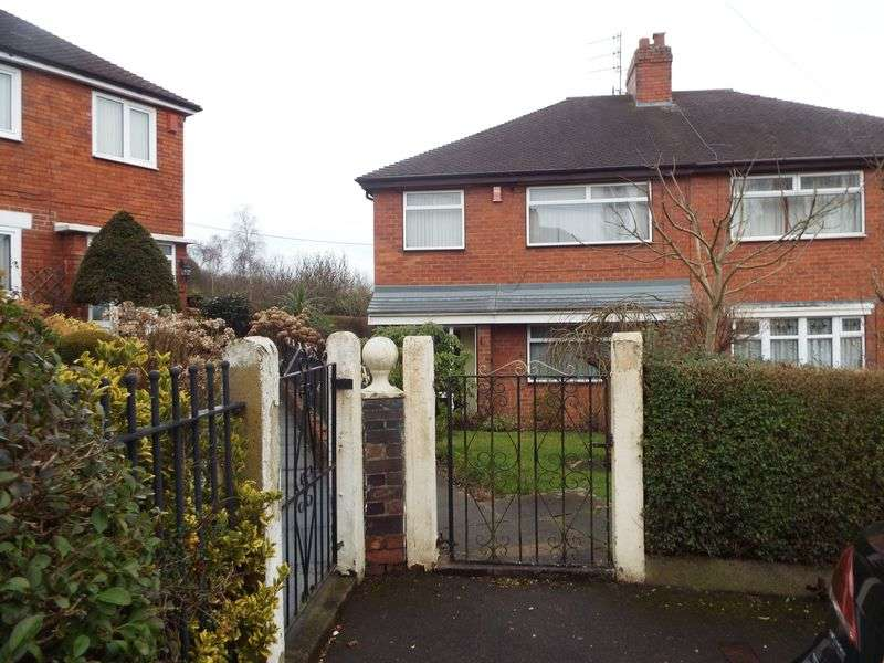 3 Bedrooms Semi Detached House for sale in Louise Drive, Stoke-On-Trent