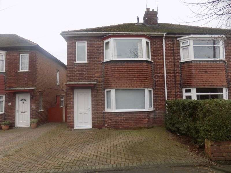 3 Bedrooms Detached House for sale in Arnold Avenue, Retford
