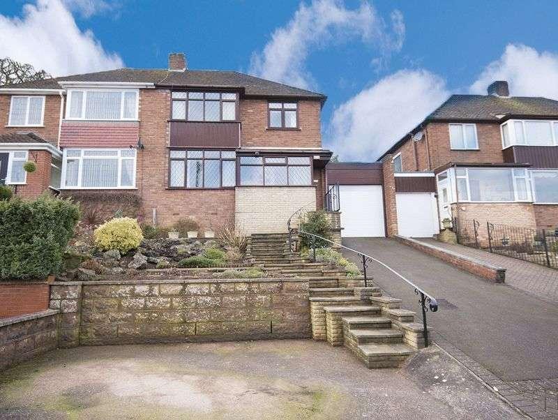3 Bedrooms Semi Detached House for sale in Kingsley Road, Kingswinford