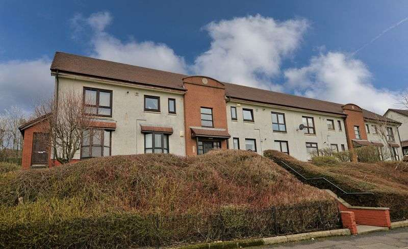 2 Bedrooms Flat for sale in Moorfoot Avenue, Paisley