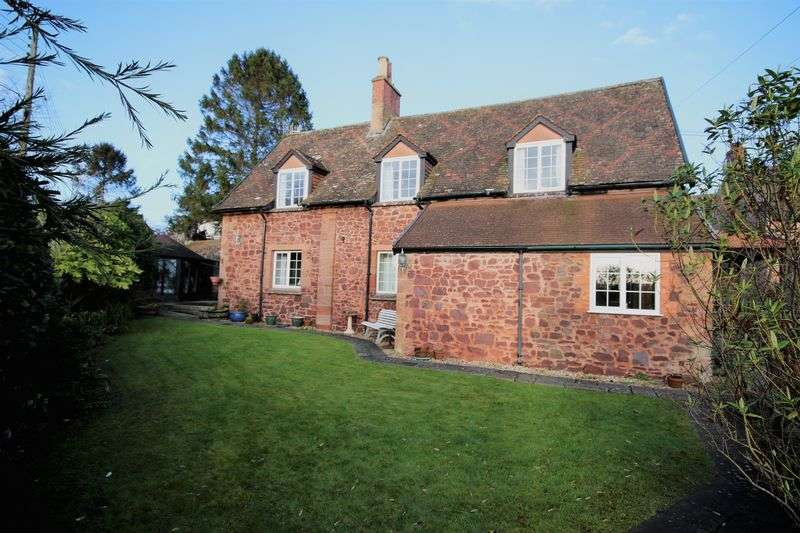3 Bedrooms Detached House for sale in The Old School House, Bicknoller
