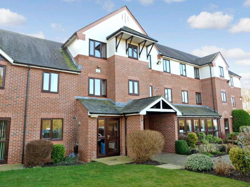 2 Bedrooms Retirement Property for sale in Cromwell Court, Nantwich, CW5 5NZ