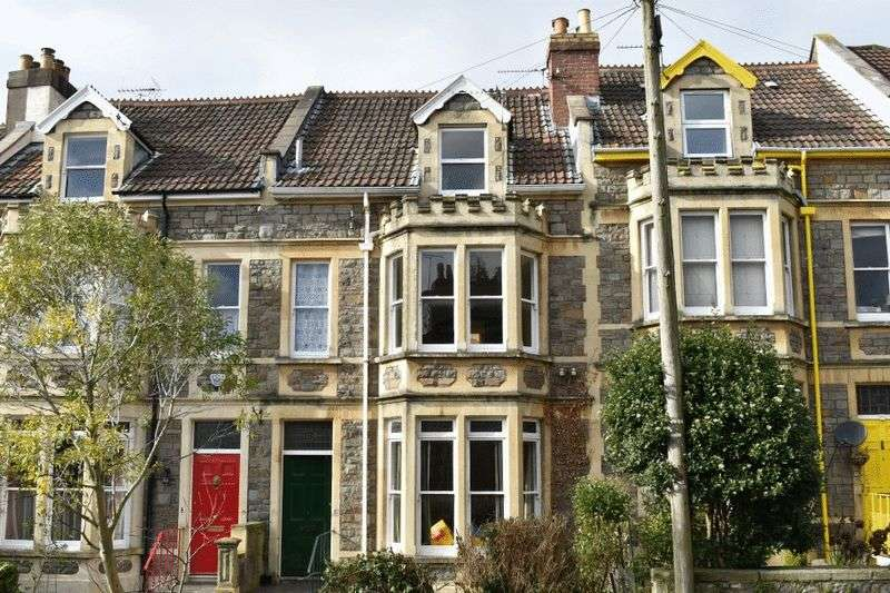 6 Bedrooms Terraced House for sale in Luccombe Hill, Redland