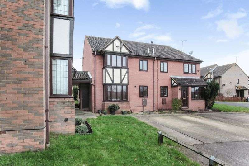1 Bedroom Semi Detached House for sale in Hedley Rise, LU2 8UU