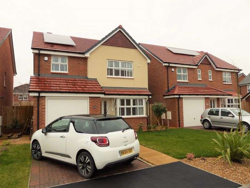 3 Bedrooms Detached House for sale in 24 Chapel Way, Coppull, PR7 4QN
