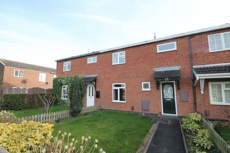 3 Bedrooms Terraced House for sale in BALLATER CLOSE, SINFIN
