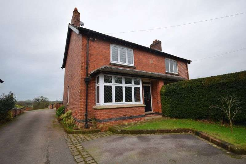 3 Bedrooms Property for sale in Cheadle Road, Oakamoor