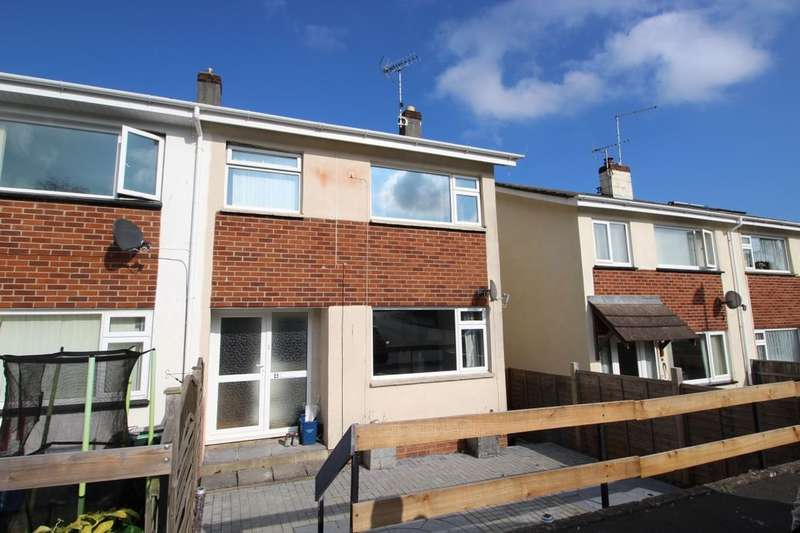 3 Bedrooms Property for sale in Barton Drive, Newton Abbot, TQ12