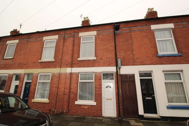 2 Bedrooms Property for sale in Balfour Street, Leicester, LE3