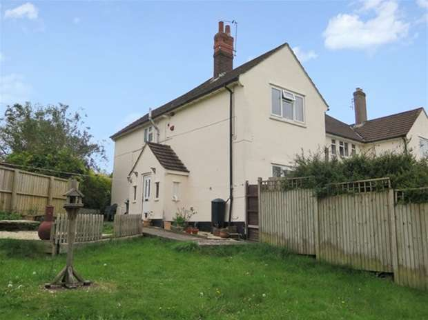 2 Bedrooms Flat for sale in Milton Lane, Wookey Hole, Wells