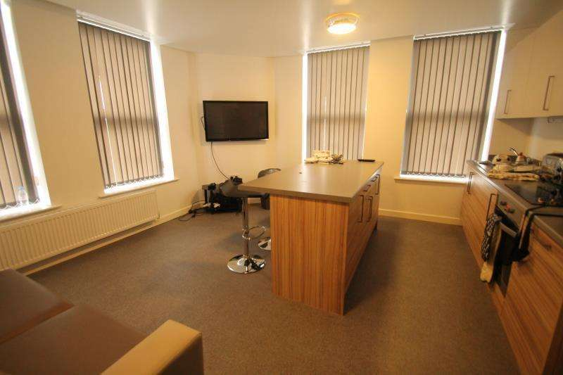 3 Bedrooms Flat for rent in Flat 5 The Gregory, 214 Ilkeston Road, Nottingham, NG7 3HG