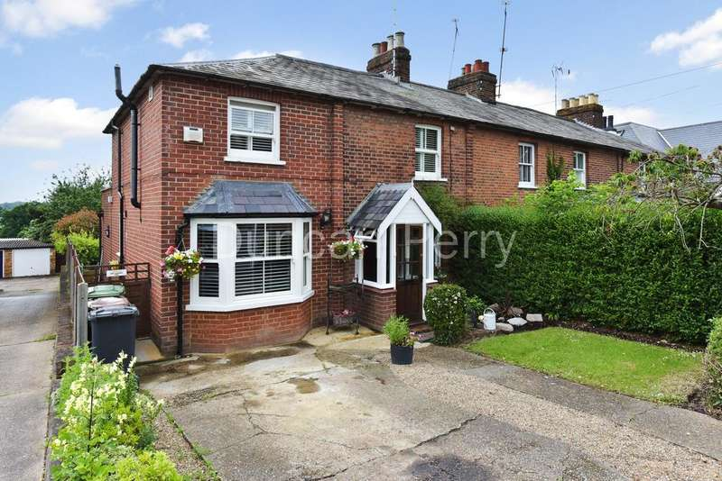 4 Bedrooms End Of Terrace House for sale in South Mimms EN6
