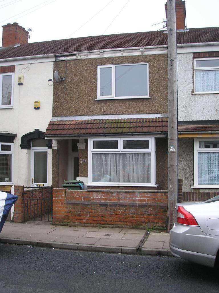 3 Bedrooms Terraced House for sale in Weelsby Street, Grimsby DN32