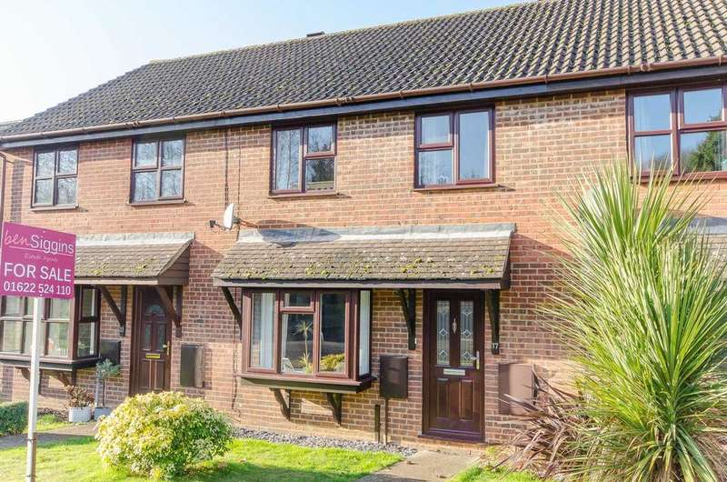 3 Bedrooms Terraced House for sale in Orache Drive, Maidstone, ME14 5UG