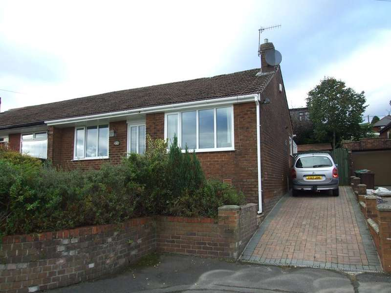 2 Bedrooms Semi Detached House for sale in Haven Close, Grasscroft, Oldham OL4