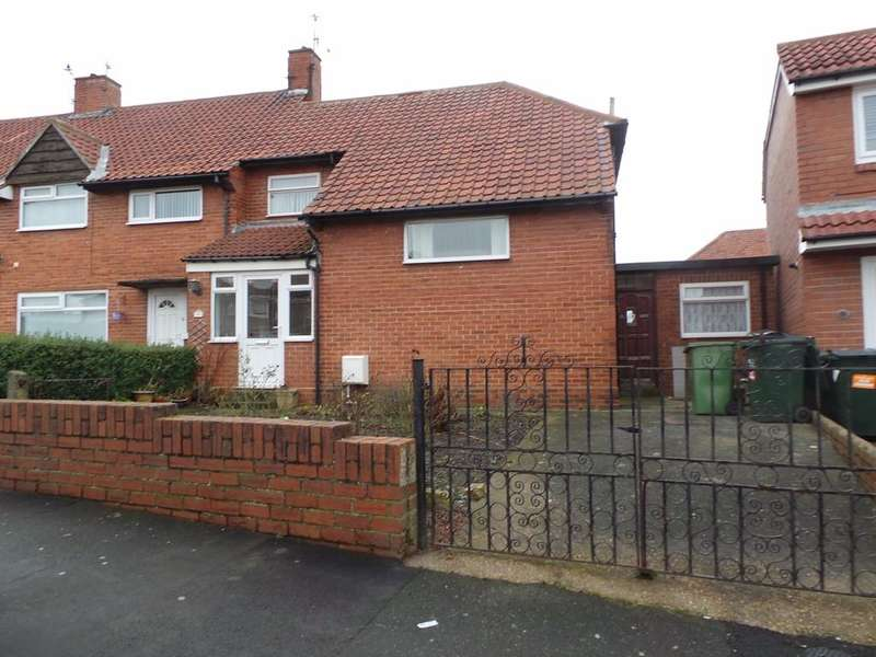 2 Bedrooms Terraced House for sale in Cragside Gardens, Lobley Hill, Gateshead NE11