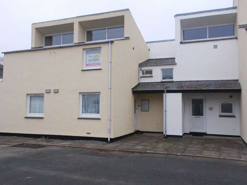 3 Bedrooms Terraced House for sale in SOUTH SNOWDON WHARF, PORTHMADOG LL49