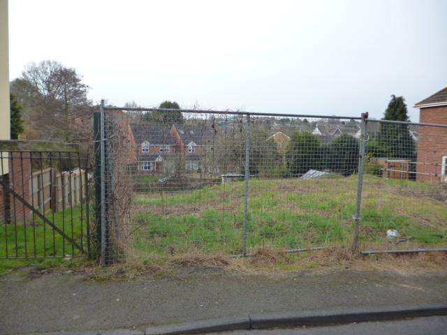 Land Commercial for sale in LONGFIELD ROAD, LYE, STOURBRIDGE DY9