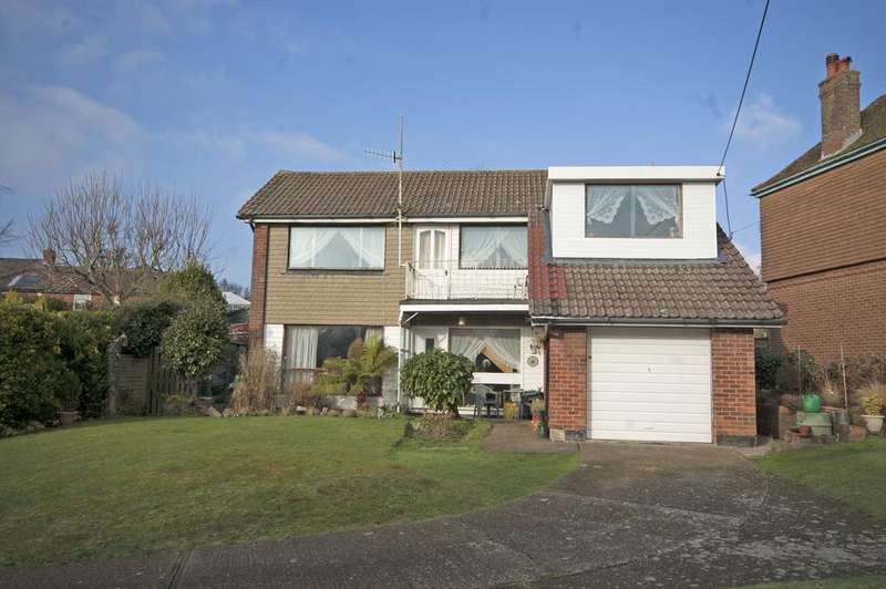 4 Bedrooms Detached House for sale in New Cut, Westfield TN35