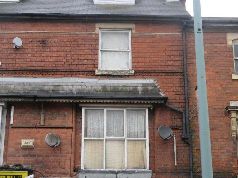 Studio Flat for rent in Dudley Road, Winson Green, Birmingham B18